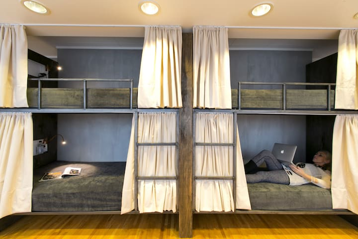 B14 - Bunk Bed in Mixed Dormitory Room 4