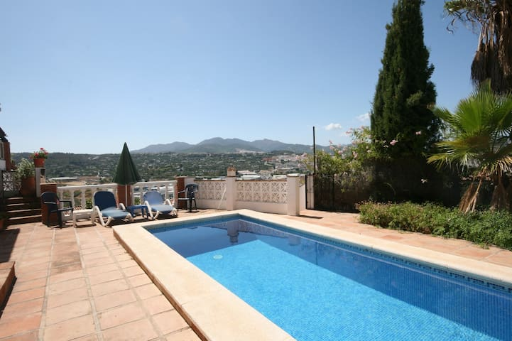 Caballo Blanco, private pool and outstanding views