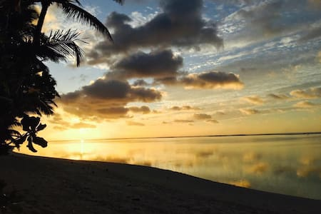 TeRito Lagoon Villas - Deluxe Beach Unit