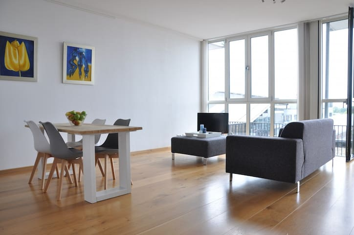 Luxurious apartment near Amsterdam and Schiphol