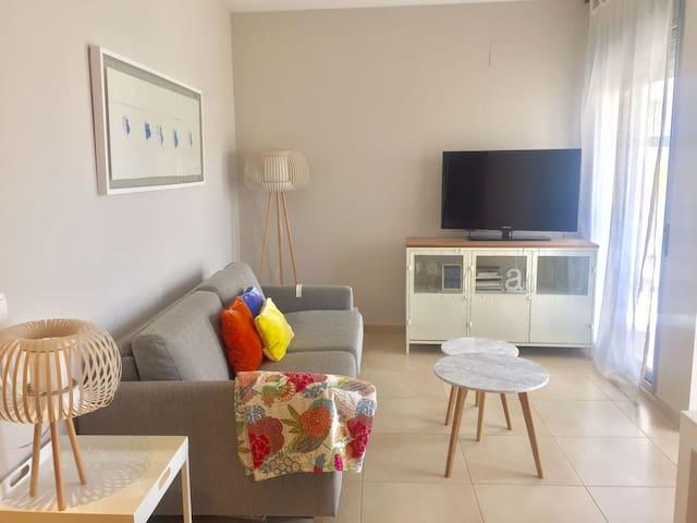 Apartamento Duplex en la playa