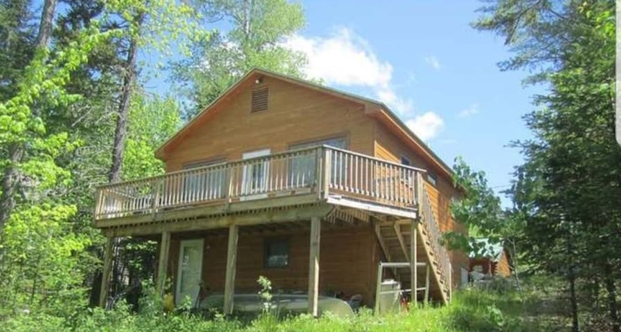 Moose Point Cottage - Perfect for fishing & ATVing