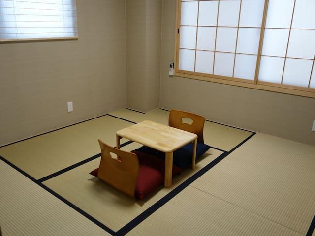 WIND VILLA : 401 Japanese Twin Room