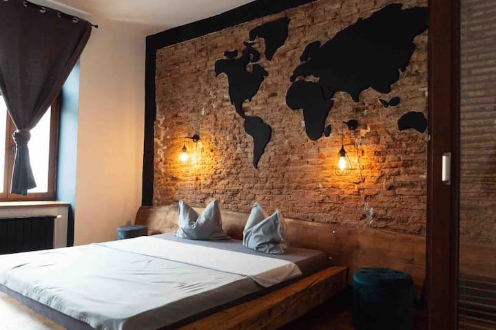 World Studio Sibiu Global Apartment