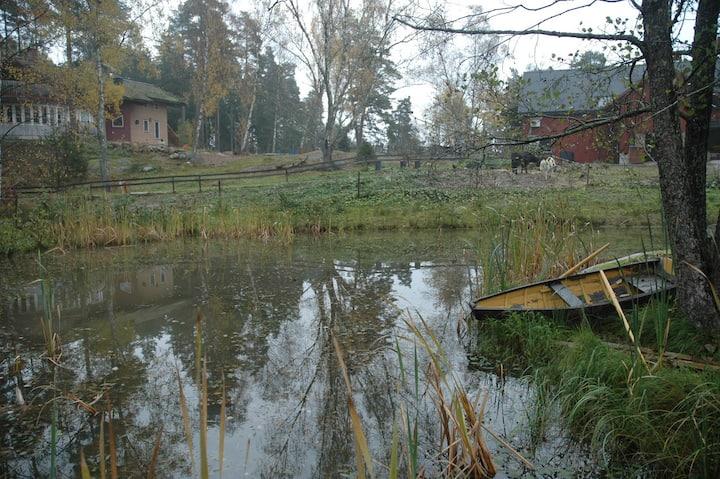 Studiolägenhet på Ekoby i Järna