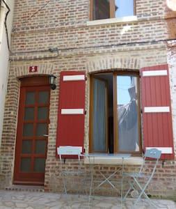 ancienne maison de pêcheur - Trouville-sur-Mer