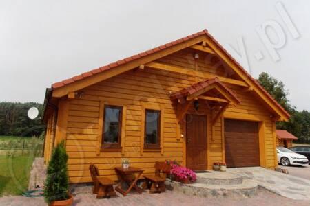Łączyńska huta - Bungalow