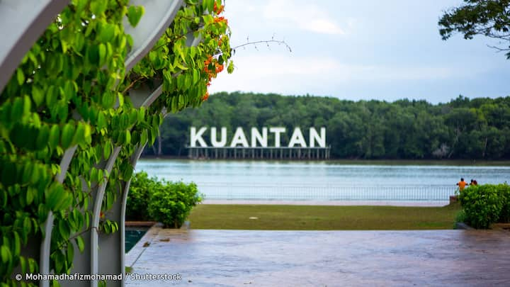 Best Place to stay in Kuantan - Kemunting