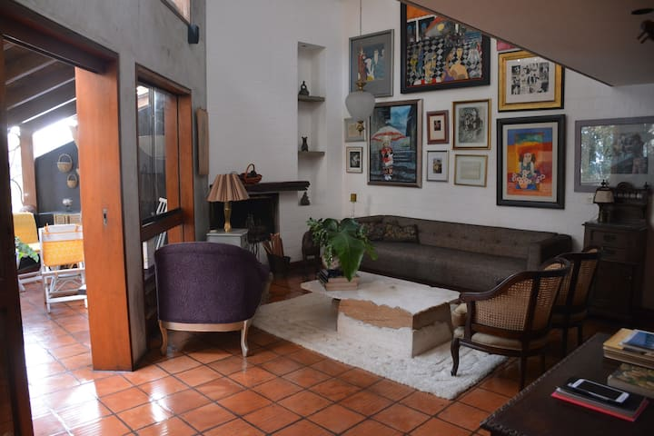 BARRANCO - Spacious Cozy Quiet Apartment - Barranco