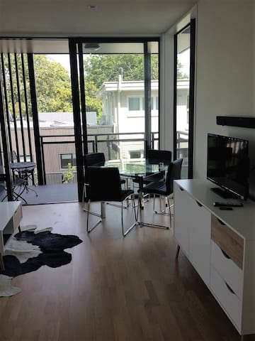 New Central City Apartment - Christchurch - Lejlighed