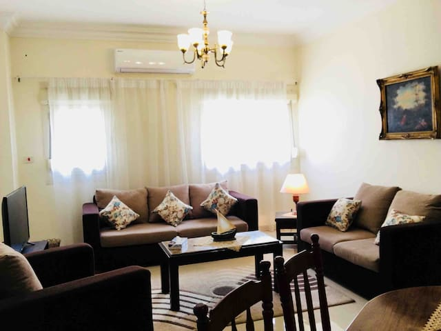 A charming apartment in El Shorouk City