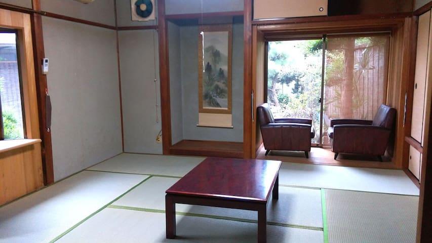 Room3  NearKIX  traditional Tatami House