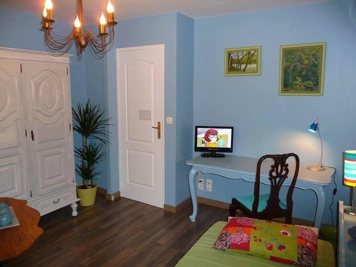 Chambre meublée Azur - Ramonville / Toulouse (6Km)