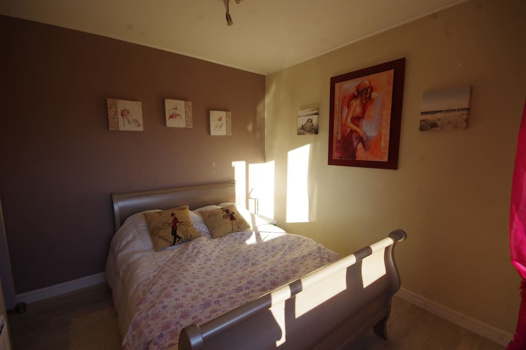 Chambre pour 2 personnes (lit 140)