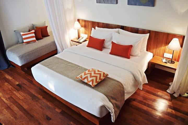 Lovely pool suite in Angkor - Krong Siem Reap - Daire