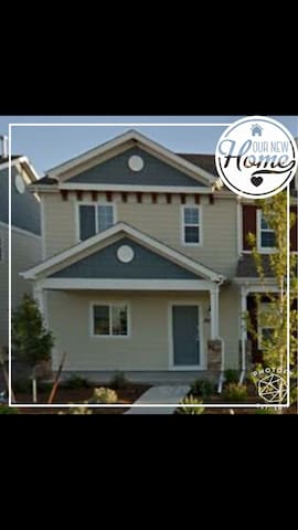 Home away from home - Colorado Springs - Townhouse