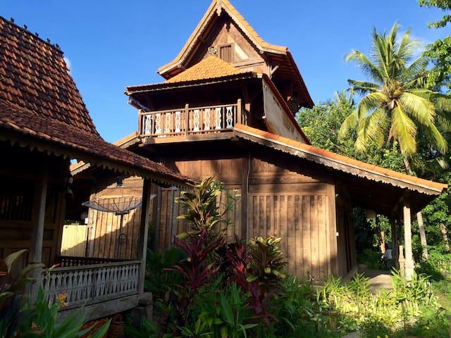 Bali Bila Bungalow - Canting Kuning Bungalow - Kubutambahan - Bungalou