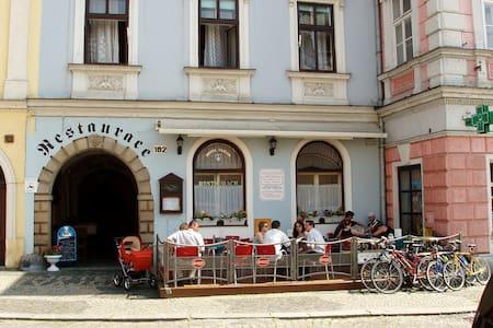 Centrum Jindřichův Hradec - Jindřichův Hradec