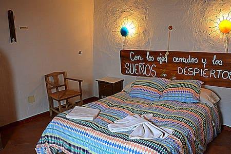 CASA IDEAL PARA PAREJAS AZ. - Algodonales - Rumah