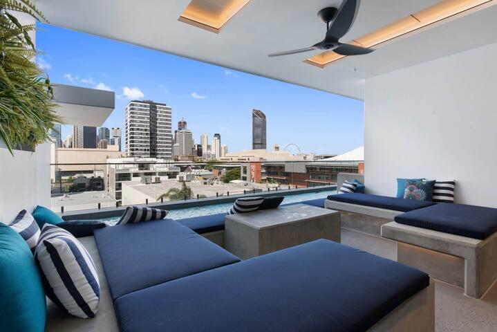 A Home Far From Home - A South Brisbane Apartment