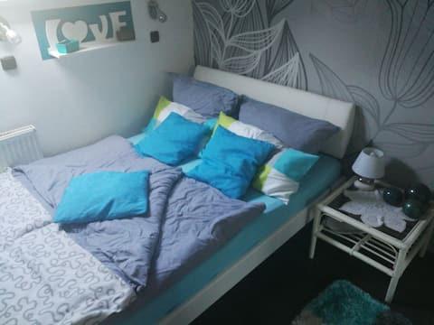 Zimmer mitten im Frankenwald 1-2 Schlafplätze