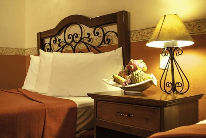 Maya Campeche Hotel (habitación sencilla)