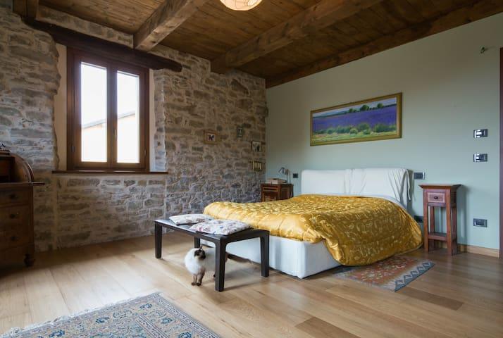 Splendida casa in pietra in Langa - Saliceto  - House