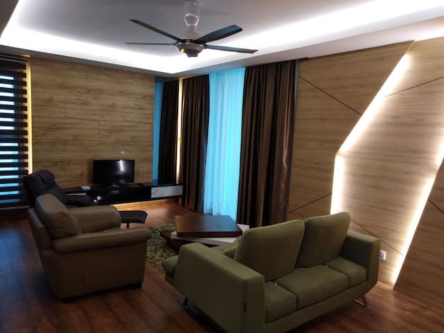 Vivacity Jazz 3 12Apartment Kuching (Cozy Life)