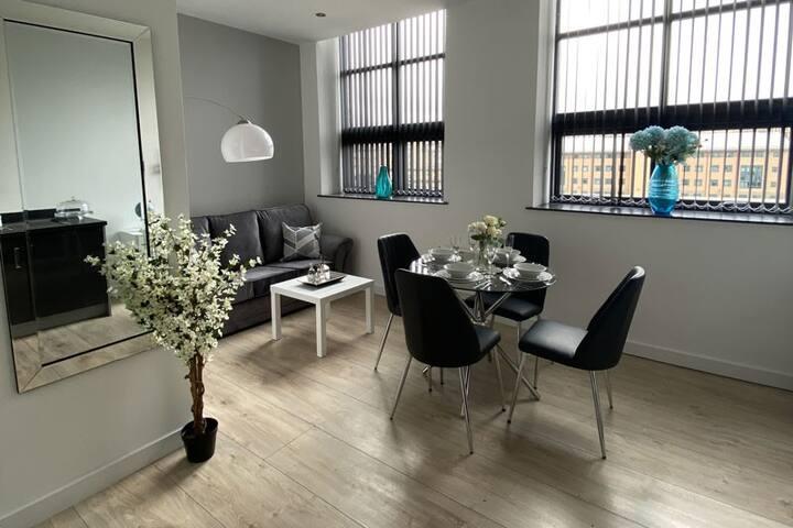Superior Studio Apartment 1