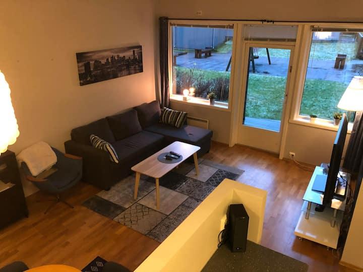 Moderne leilighet nært Tromsø sentrum