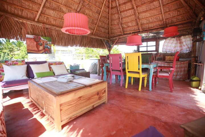 Cabarete - Local life at its best - Large loft