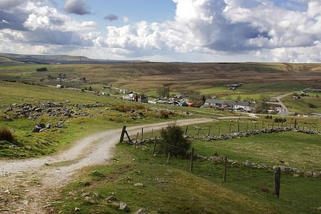 Wales' Highest Village - Trefil, Nr Tredegar - Trefil - Casa