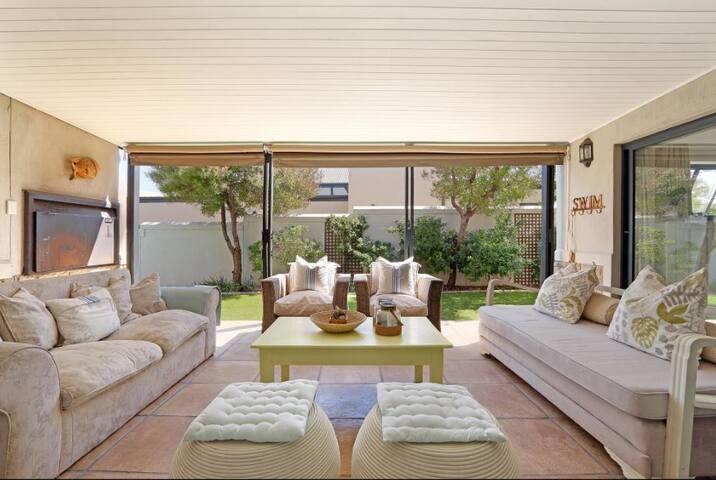 Beautiful Family Home in Golf Estate Melkbosstrand