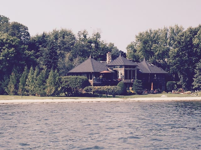 Stunning Lake Minnetonka home - Wayzata - House