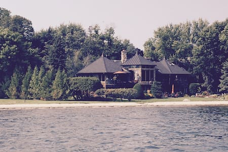 Stunning Lake Minnetonka home - Wayzata - บ้าน