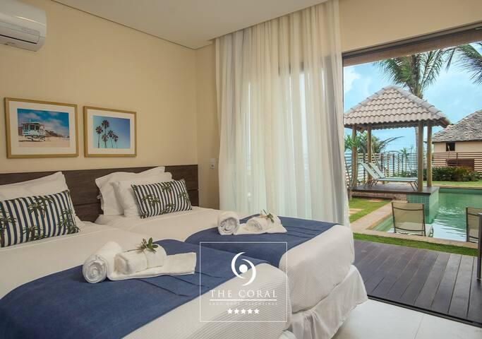 The Coral Beach Resort - Vila Rustica - Suite Deluxe