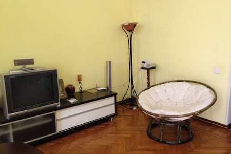 1комнатная квартира в центре около Торговой - Baku