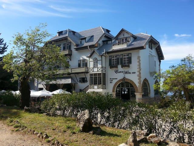 Elafos Hotel - Παραδοσιακό Κατάλυμα