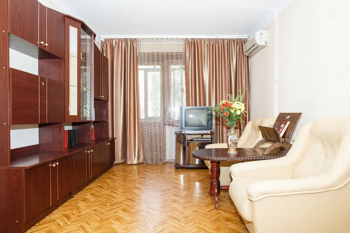 Apartment on Yatsenka Street - Zaporizhzhia - Serviced apartment