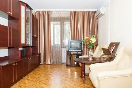 Apartment on Yatsenka Street - Zaporizhzhia - サービスアパートメント