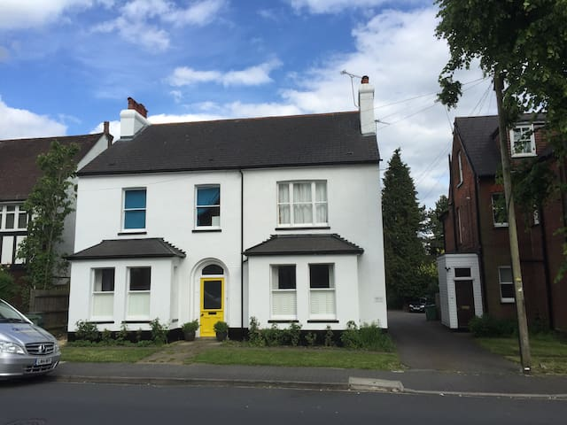 Stunning Room in Character House Near Station/Town - Saint Albans - Apartamento