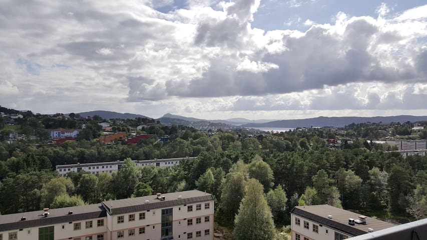 Great apartment in Åsane
