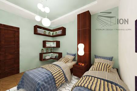 Furnished Private Room at the Center of AddisAbaba