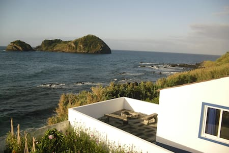 "A Vista do Ilhéu ""The Islet View"" - Vila Franca Do Campo - 独立屋"
