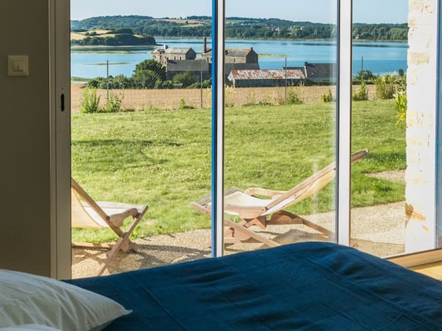 Vue sur la Rance à 5 min de St Malo - Saint-Jouan-des-Guérets - House