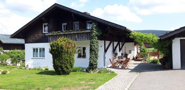 Gemütliche Ferienwohnung im bayerischen Wald