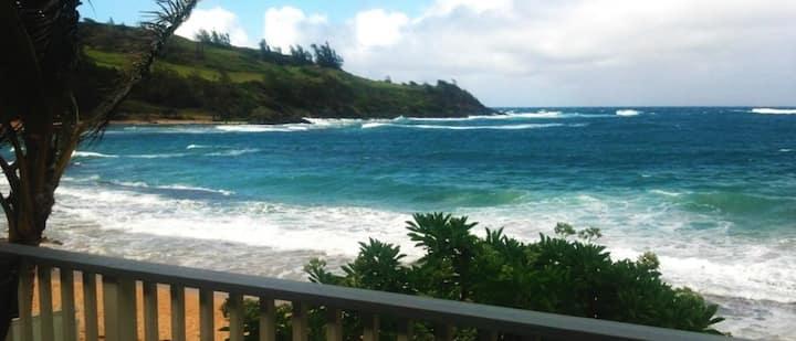 Best Beach House Kauai Right On The Sand