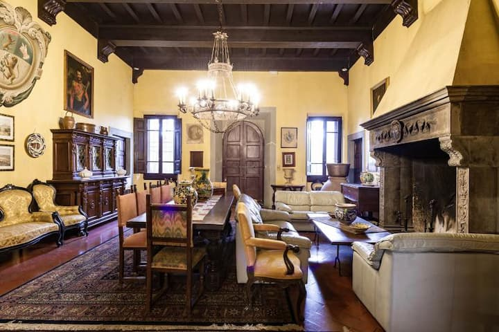 Charming Renaissance Villa Apt