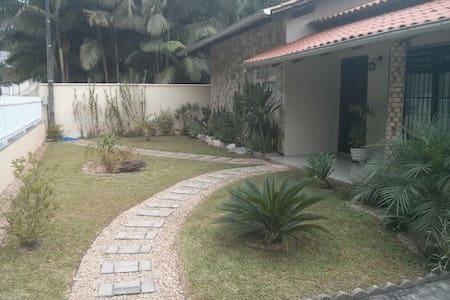 Private rooms for couple. (English speakers) - Timbó, Santa Catarina, BR
