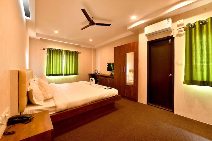 Comfortable 2BHK for family, ACES Layout, B' lore